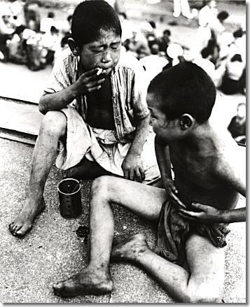 戦災 孤児